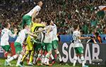 欧洲杯爱尔兰胜意大利