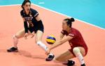 女排大奖赛中国负美国