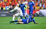 西班牙0-2不敌意大利