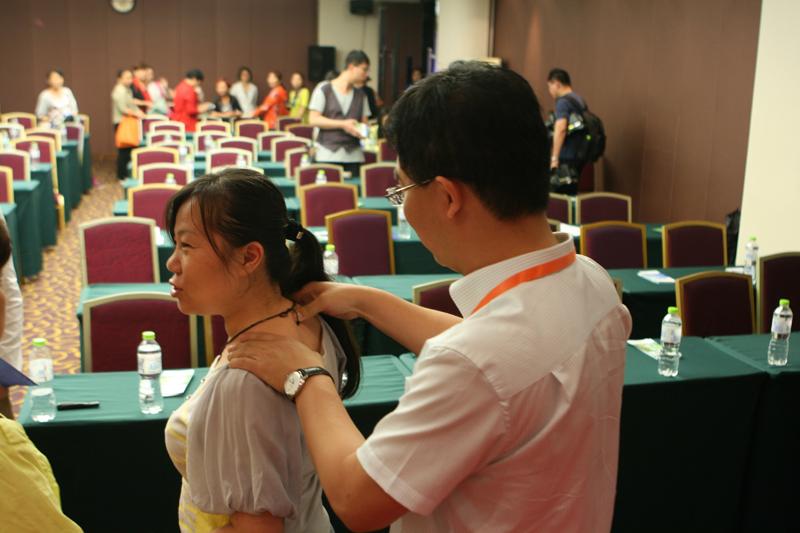 科学健身指导技术培训班(武汉)开讲