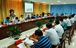 阳光体育组委会工作会议
