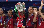 欧洲杯葡萄牙首夺冠