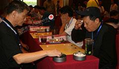 2016全国老年人中国象棋、围棋活动开始 选手展开博弈