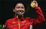 张梦雪夺中国奥运首金