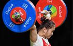 邓薇两破世界纪录夺冠