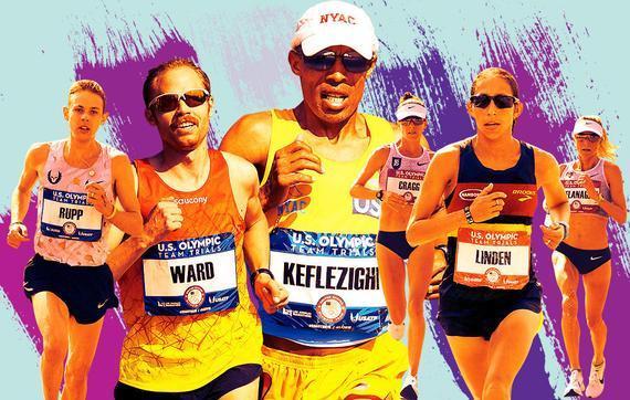 奥运马拉松跑者6条经验:坚持自己 调整目标训练