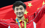 曹缘-跳水男子三米板冠军