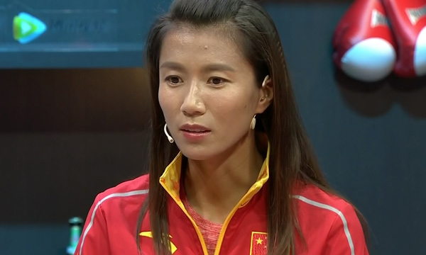 2016年里约奥运:刘虹