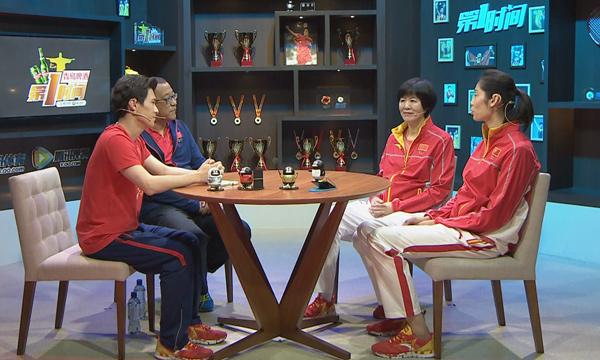2016里约奥运:中国女排