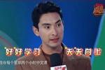 华天亮相《中国冠军范》