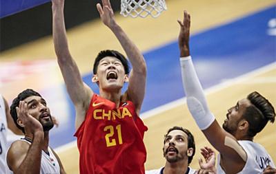 亚洲男篮挑战赛国奥6分负印度 止步三连胜