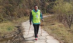"""全国老年人健步走交流活动--""""迷你定向""""穿越千年苗寨"""