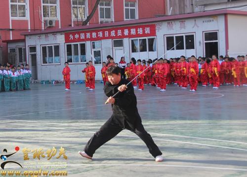 北京非物质文化遗产演武大会