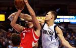 NBA常规赛火箭胜小牛