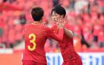 国际女足锦标赛:中国2-0胜缅甸