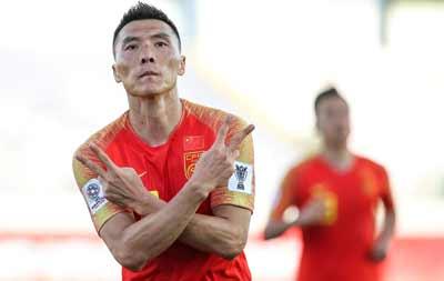 亚洲杯首战告捷!国足2-1逆转吉尔吉斯斯坦