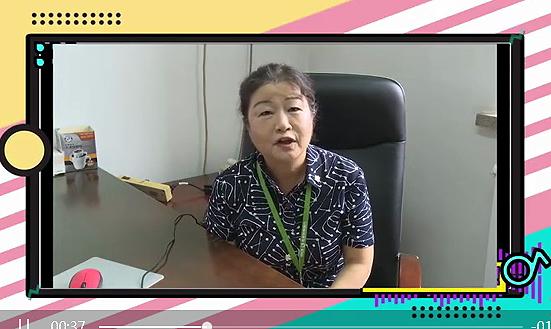 中国老年人体育协会副主席温文寄语