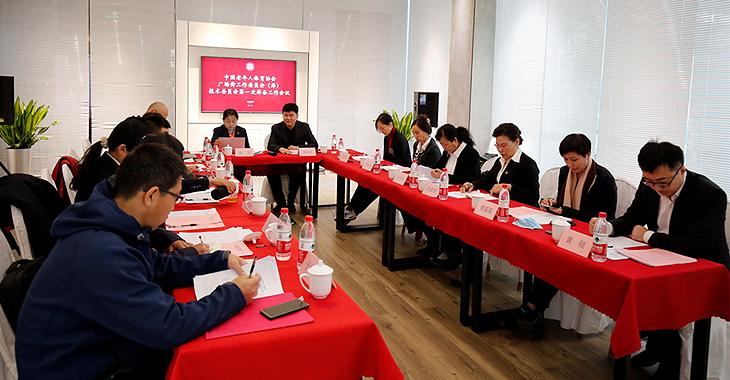 中国老年人体育协会广场舞专项委员会(筹)技术委员会筹备工作会在京召开