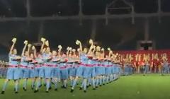 江苏健身球操千人展示
