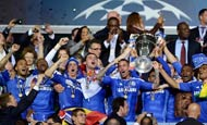 2011/2012切尔西史上首捧杯